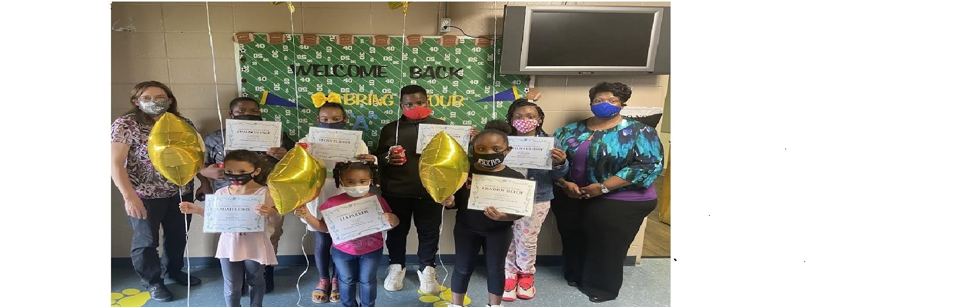 Students of the Month September 2020